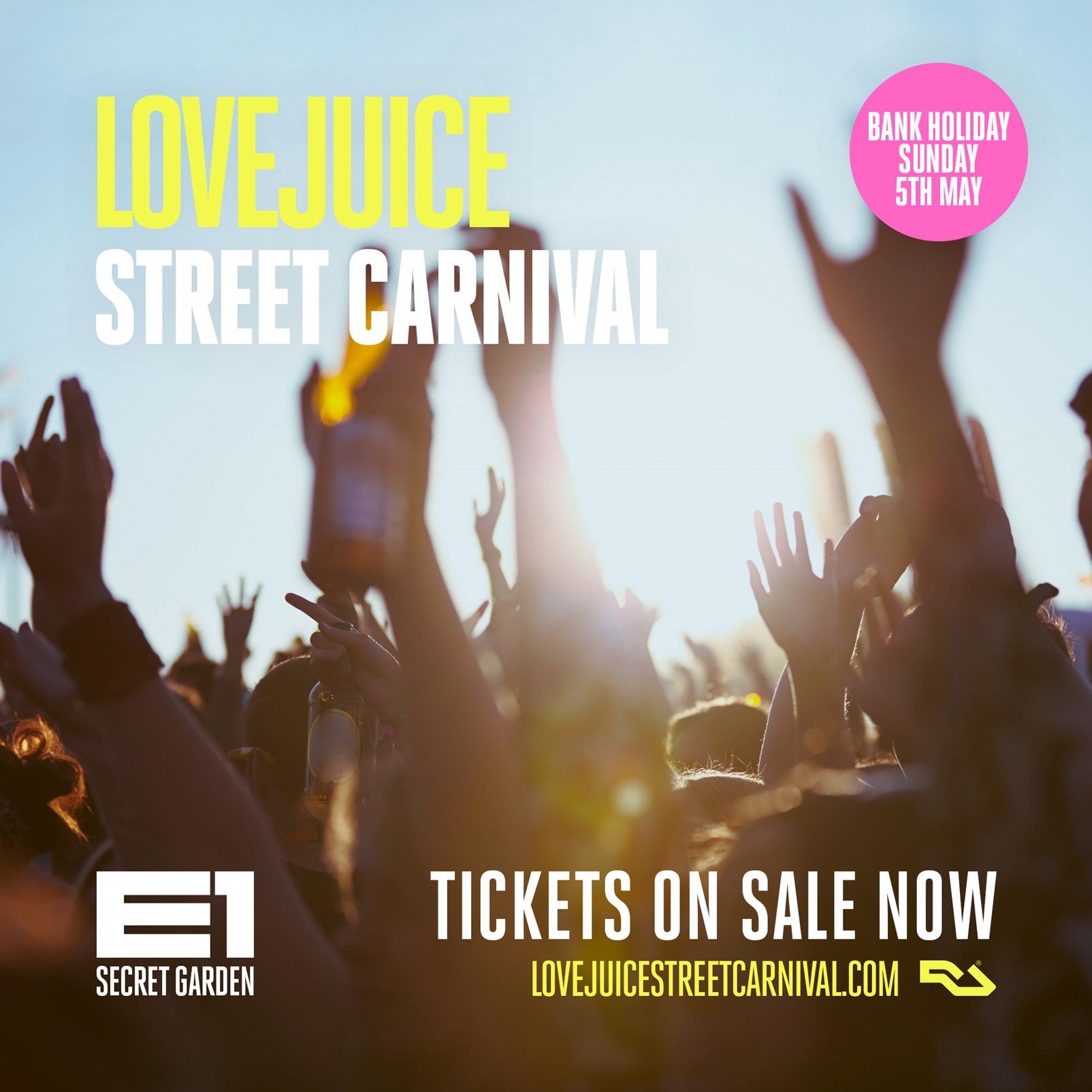 LoveJuice Street Carnival - 5th May 2019
