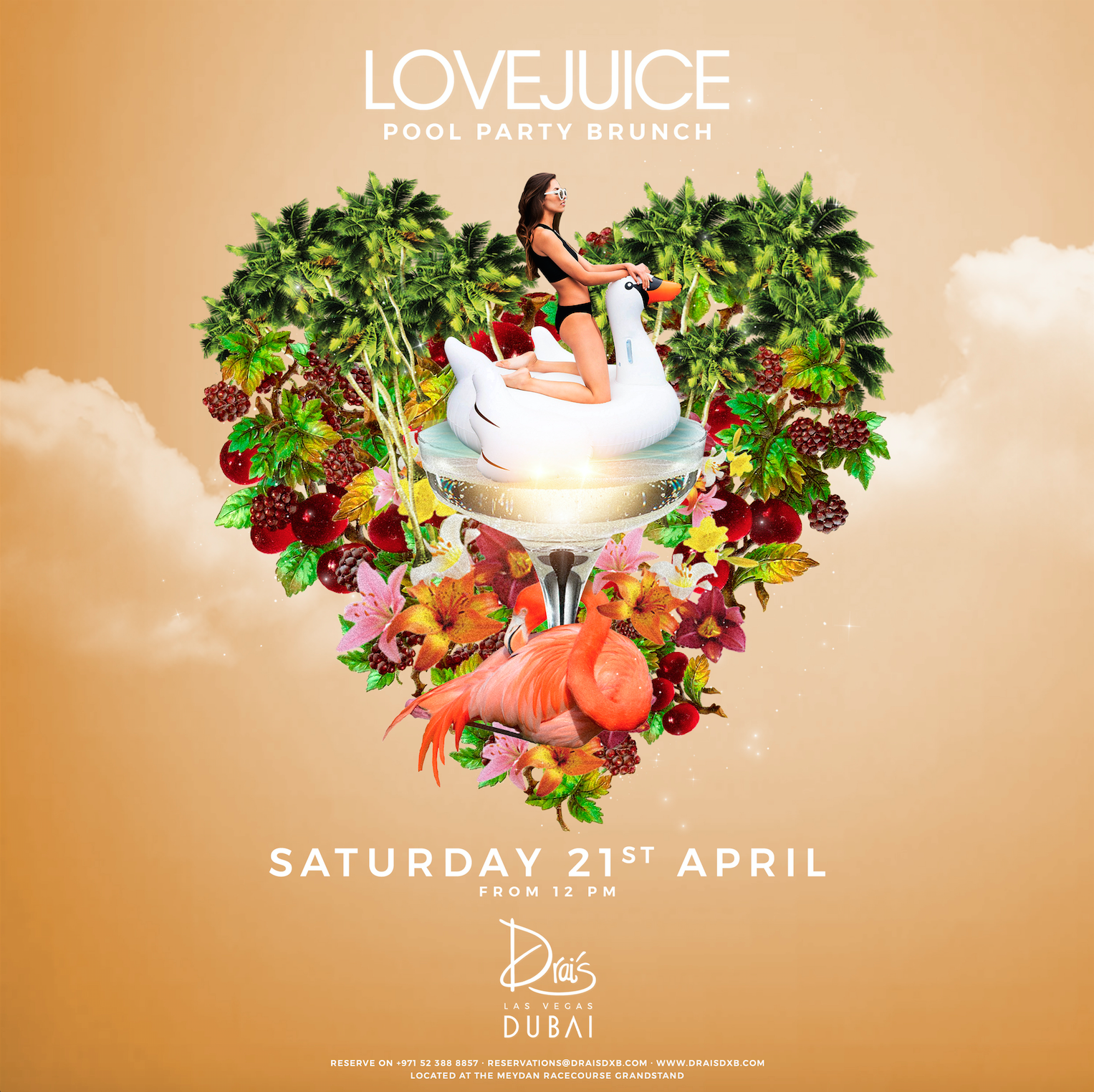 LoveJuice at Drais