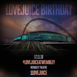 LoveJuice Birhday