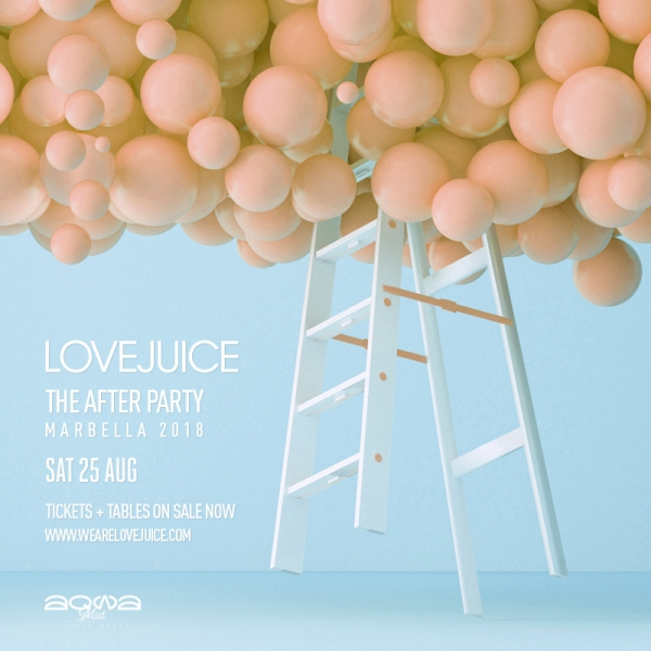 LoveJuice at Aqwa Mist