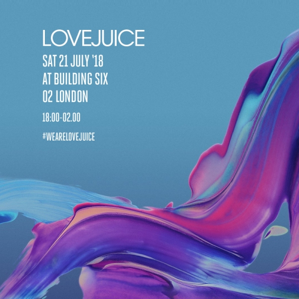 LoveJuice at The O2