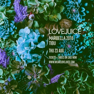 LoveJuice at Tibu