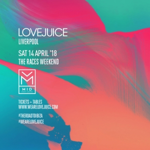 LoveJuice at Mid Night Lounge