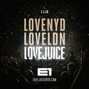LoveJuice NYD 2019
