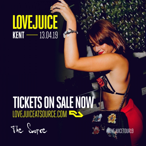LoveJuice All Day Party