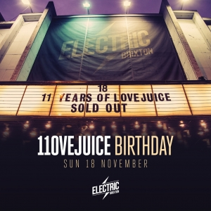 LoveJuice Birthday